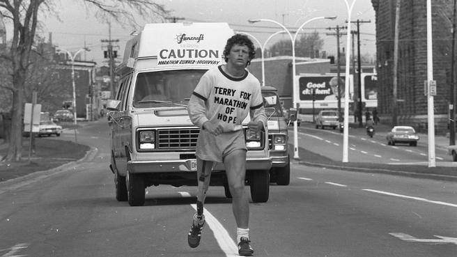 Terry Fox Walk