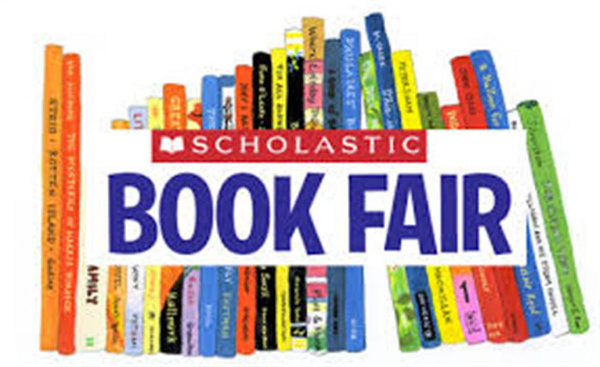 Scholastic Book Fair Nov. 15-23