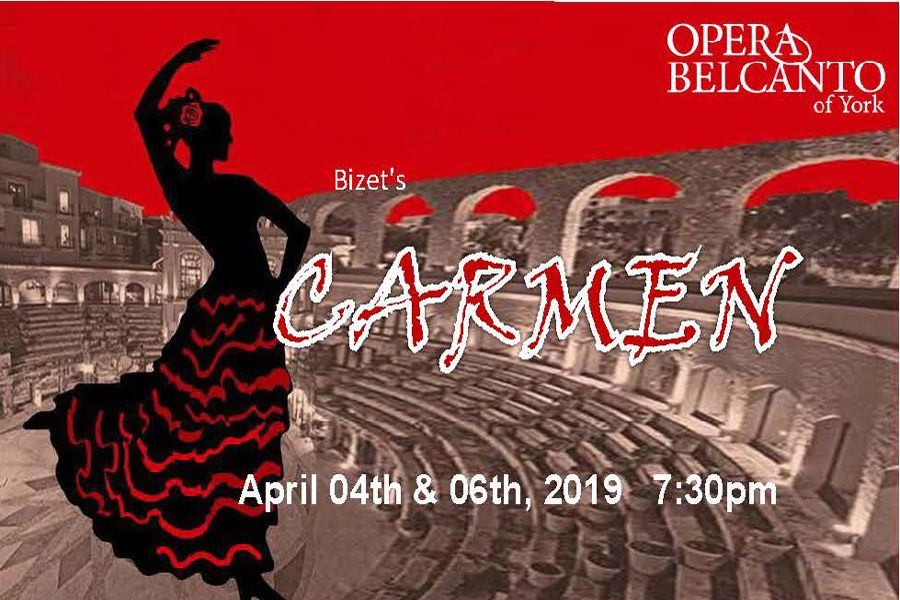 St. Mary of the Angels students perform in the Opera Carmen