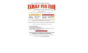 SMS Annual Fun Fair BBQ